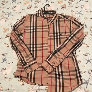 Burberry long sleeve